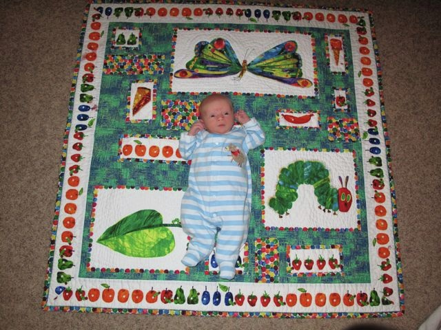 Traditional Quilts - : caterpillar quilt pattern - Adamdwight.com